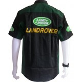 Landrover Shirt Badge Embroidery