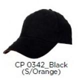Black (S/Orange)