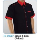 Black & Red (P/Red)