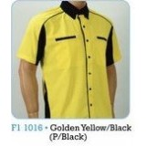 Golden Yellow & Black (P/Black)
