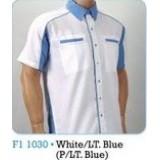White & Lt.Blue (P/Lt.Blue)