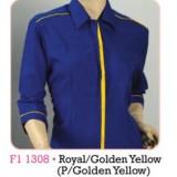 Royal & Golden Yellow (P/Golden Yellow)