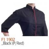 Black (P/Red)