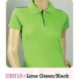 Lime Green & Black