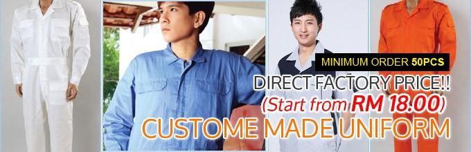 Neatwear - Custom Made Uniform