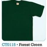 Unisex Forest Green