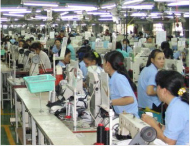 Employee Factory Uniform Supplier Malaysia